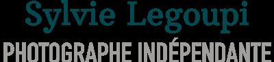 Sylvie Legoupi Photographe Logo